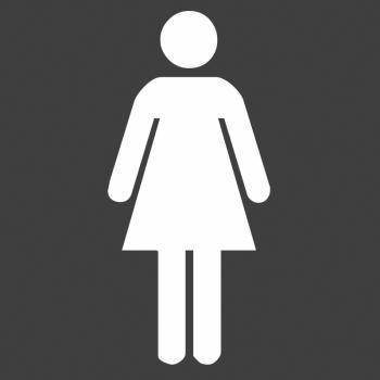 За жената