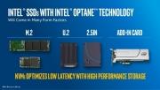 Новия SSD диск - Intel Optane може да се използва и като RAM памет