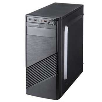 Chassis FC-F61A, ATX, 7 slots, 2 X 5.25