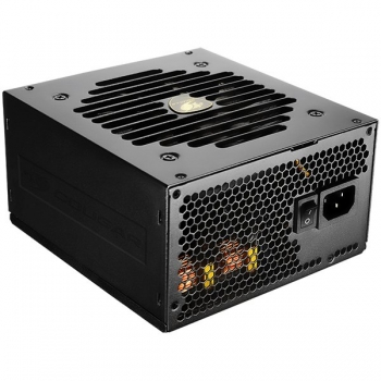 COUGAR GEX 650, 650W, 80 Plus Gold, Fully Modular Power Supply Unit, Strong Safeguards : OCP, OPP, OVP, UVP, SCP & OTP, Over Temperature Protection, COUGAR HDB Fan, Ultra-stable Voltage Outputs, Superior fan Curve Tuning, Dimension: 160x150x86-CG31GE