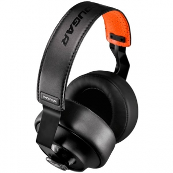 COUGAR Phontum S, Gaming Stereo Headset with Dual Chamber System, 53mm drivers with graphene diaphragms, Premium 9.7mm cardioid microphone, Headband with Integrated Metal-frame, Detachable mic. CG3H500P53T0001-CG3H500P53T0001