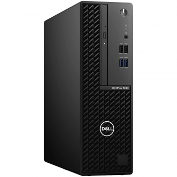 Dell OptiPlex 3080 SFF, Intel Core i3-10100 -DTO3080SFFI3101004G1T_UBU-14